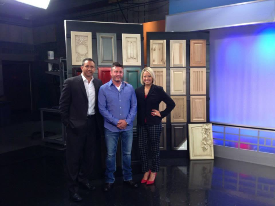 Kelly King on the morning blend Kitchens Redefined
