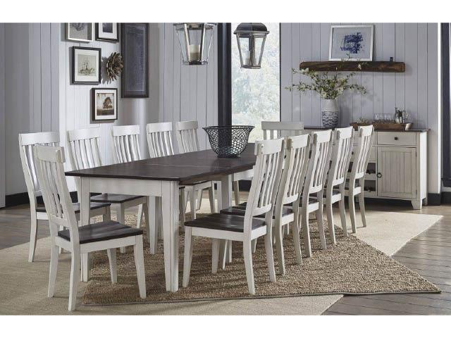 Wooden kitchen table, kitchen furniture, Woodcrafters, Woodbridge, VA