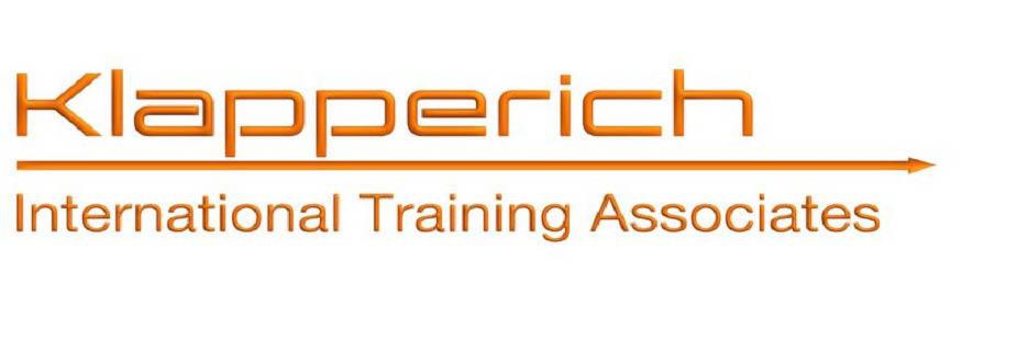 Klapperich International Training Associates on Oahu Banner ad