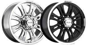 We sell quality wheels for most cars, SUVs and light trucks