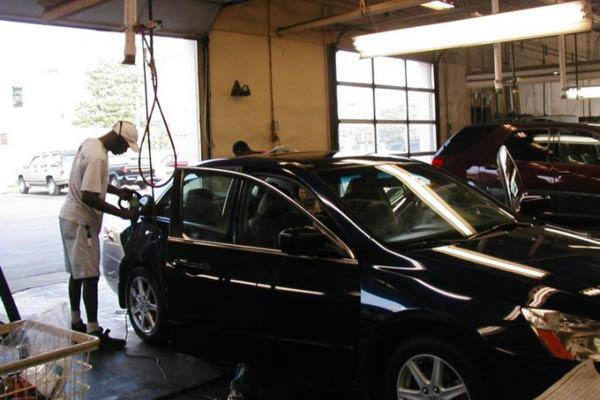 Klean-A-Kar car wax and wash.