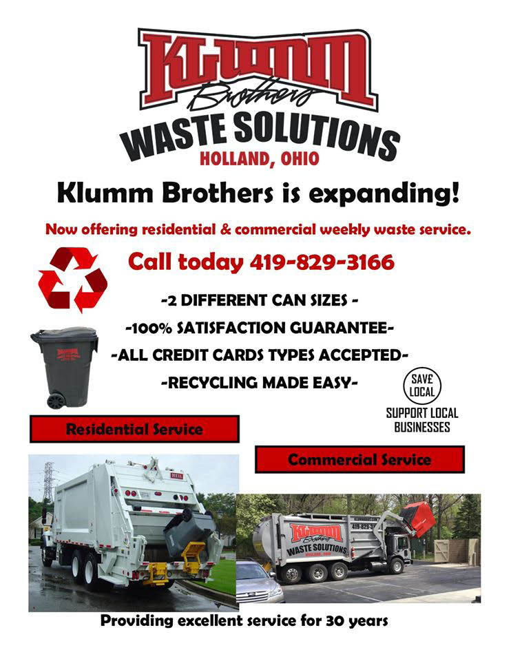 garbage waste service