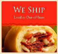 We'll ship our premium kolaches locally or out-of-state