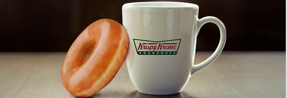 Krispy Kreme serving Ankeny, Iowa banner
