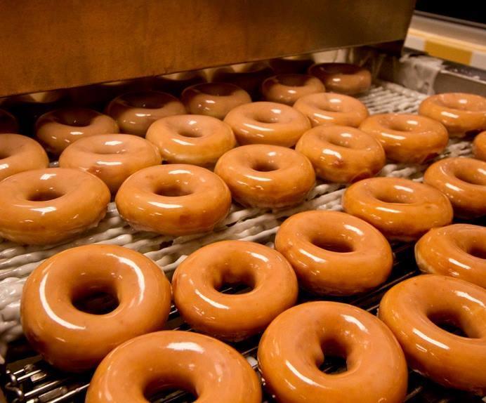 Krispy Kreme Doughnuts in Clive, NE
