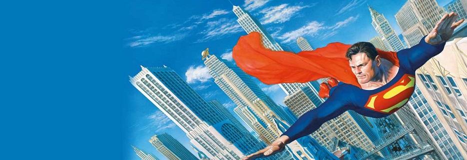 Krypton Comics in Omaha, Nebraska banner