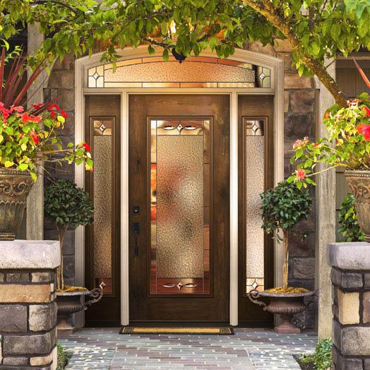 Kubala Front Doors
