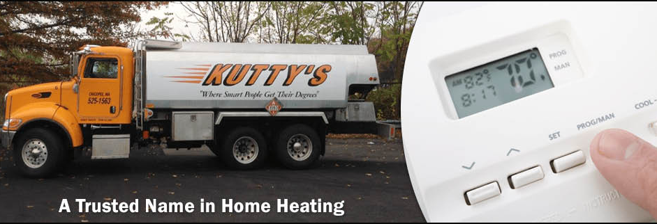 Kutty's Fuel Oil Banner Springfield MA