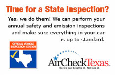 Kwik Kar Mockingbird State Inspection Center