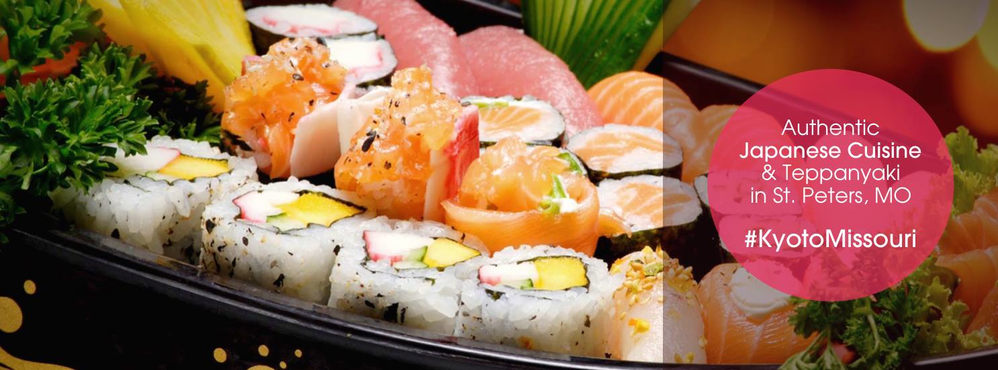 Sushi, Japanese food near St Charles, MO