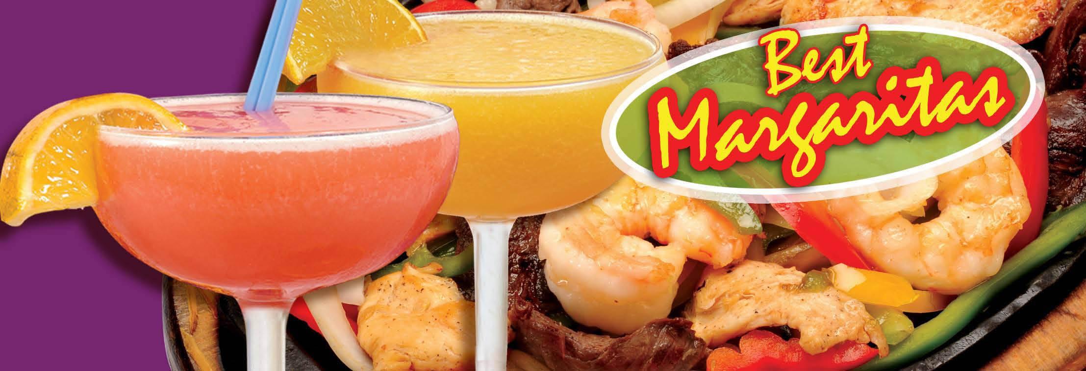Enjoy margaritas on our new patio at La Mex Joliet, IL