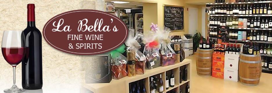 La Bella's Fine Wine and Spirits, Greenwich, CT banner image