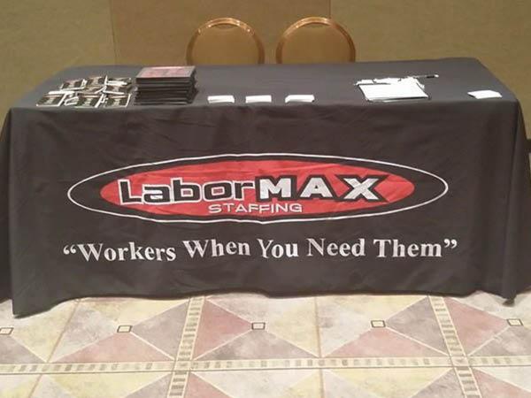 Labor Max vendor show