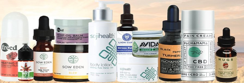 LA CBD Supply Online banner