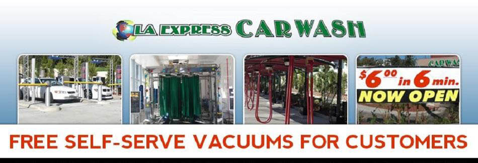 La express car wash in los angeles ca local coupons august 21 2018 car wash coupons near me la express car wash silverlake ca solutioingenieria Gallery