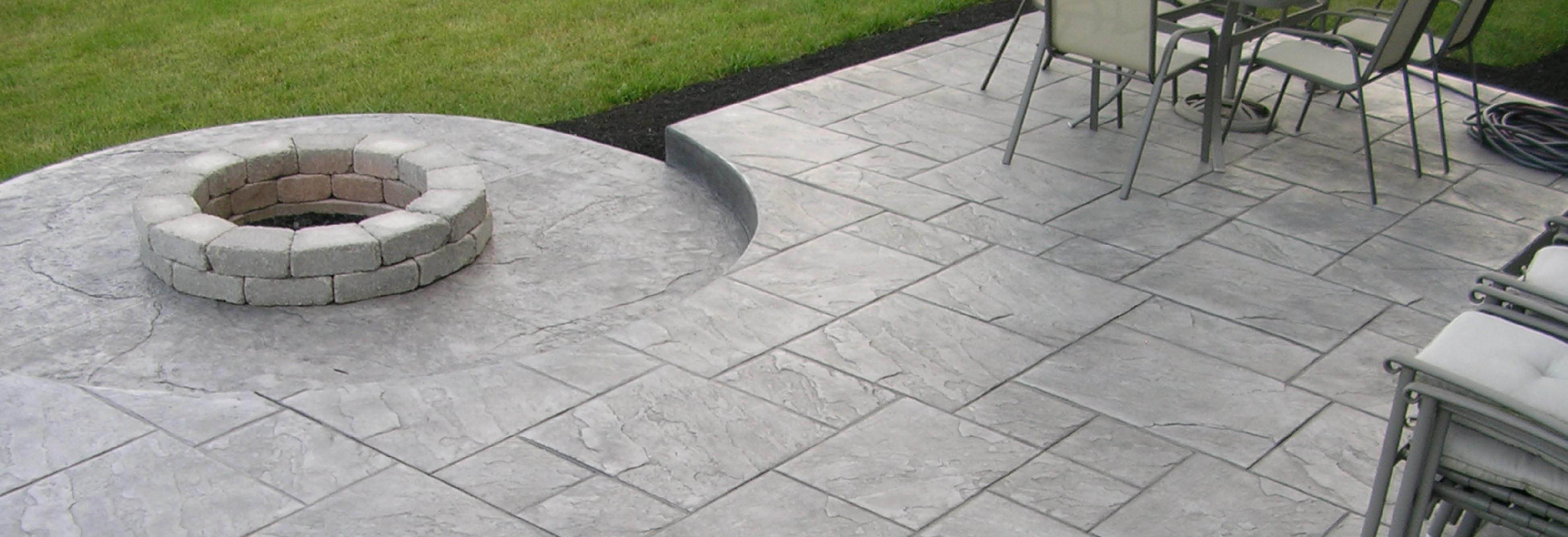 Concrete Garage Slabs, Driveways, Patios, Brick Borders banner