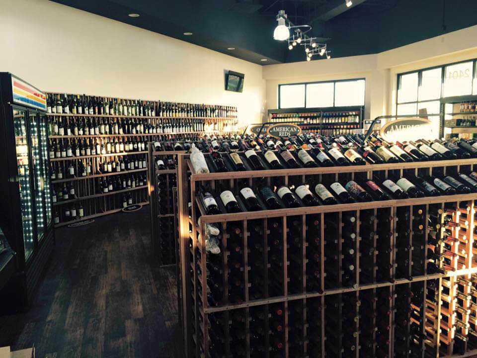 Lakefront Fine Wine and Spirits in frederick maryland wide selection of wine and wine sold by case.