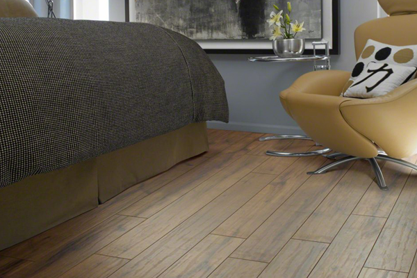 wood-like laminate flooring; Carpetland USA Wisconsin