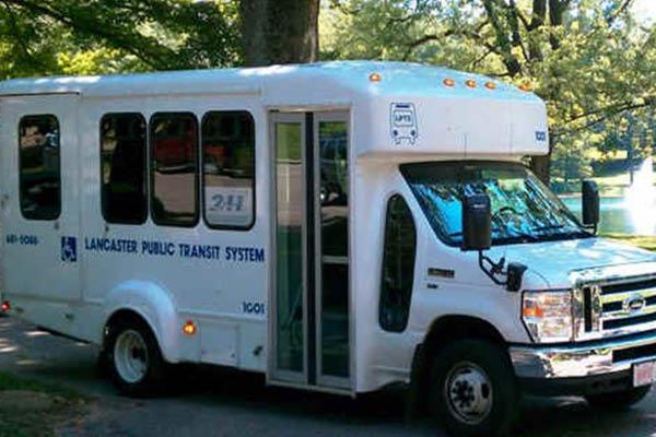 Lancaster-Fairfield Public Transit system