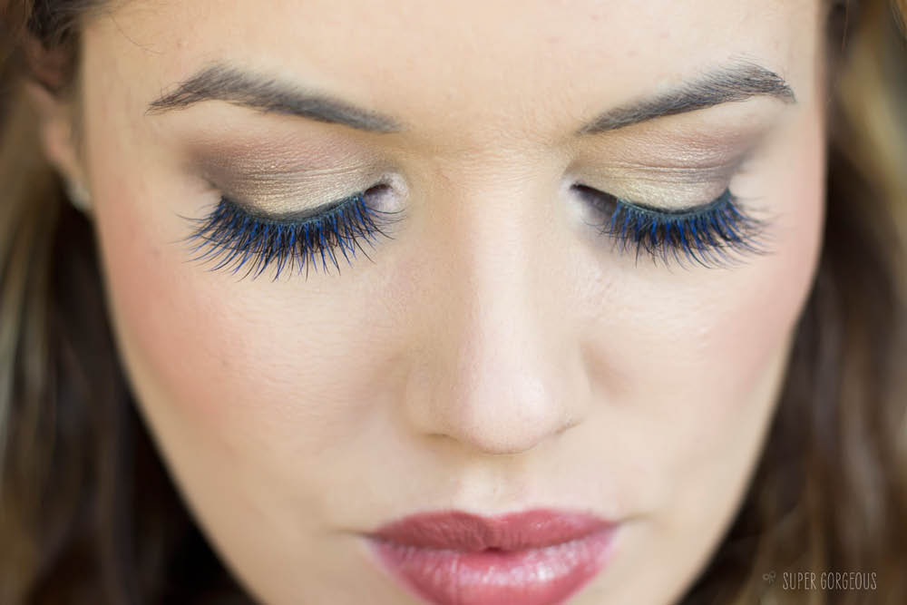 Beautiful long lashes from Amazing Lashes Studio, Snellville
