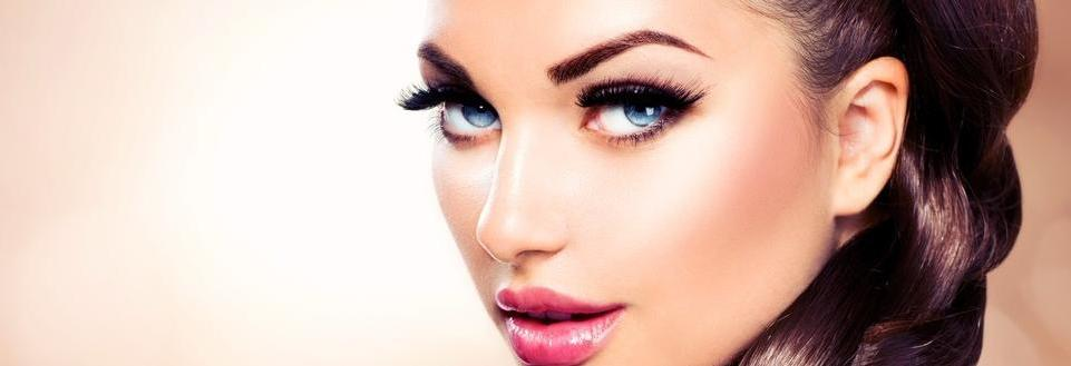 Gorgeous looks for glamorous eyes banner