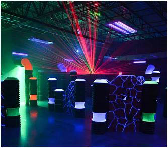 laser tag, birthday parties, video arcade, escape room; manassas, va