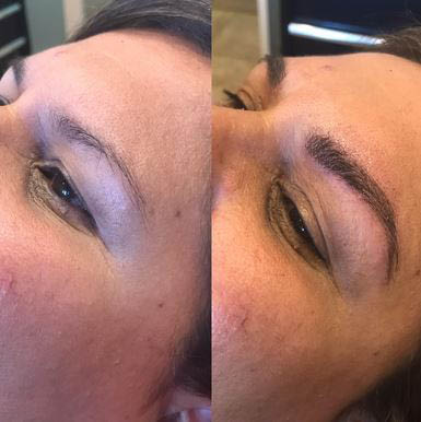 Eyebrow threading near La Quinta, CA