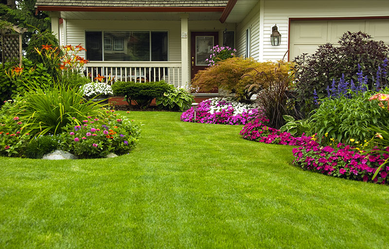 Laurie Brown Landscape Service, Inc., can add  outdoor aesthetics and curb appeal to your home