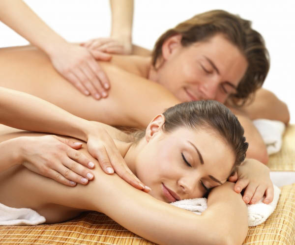 We offer couples massages so you can relax together