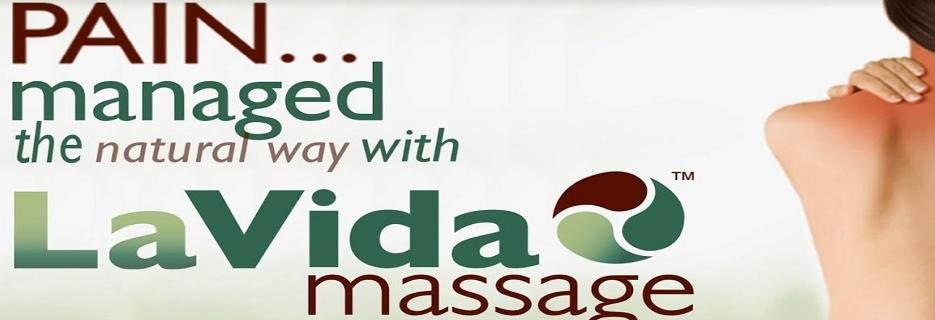 photo and wording from LaVida Massage in Clarkston, MI