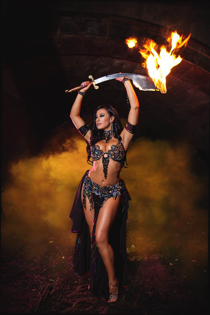 Belly Dancers Every Friday & Saturday at 7:30PM