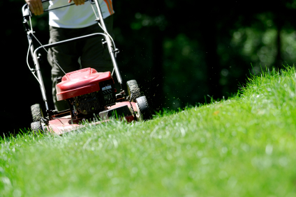 professional lawn mowing service; mowing masters of northern virginia
