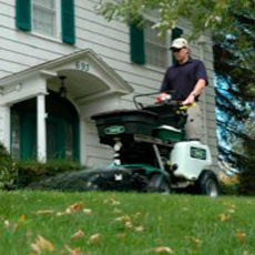 Mowing and lawn application services in Bondurant, Iowa