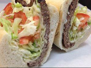 hot roast beef sandwich,meatball sandwich,hamburger,cheeseburger,