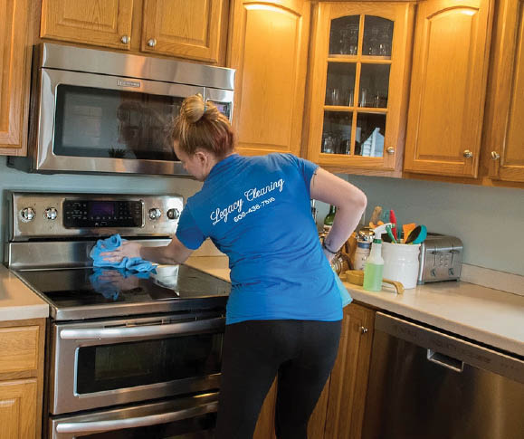 kitchen cleaning; housekeeping services