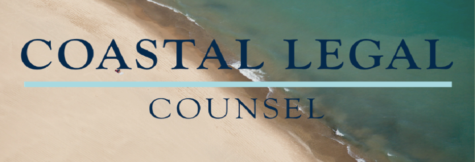 Coastal Legal Counsel banner Wilmington, NC