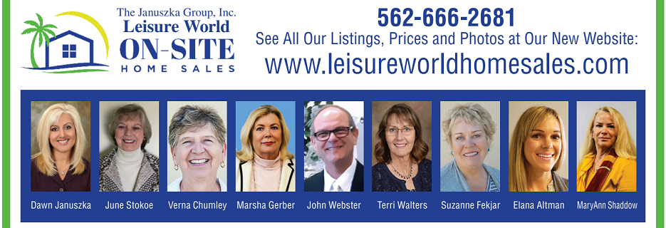 leisure world on site home sales seal beach ca the januszka group
