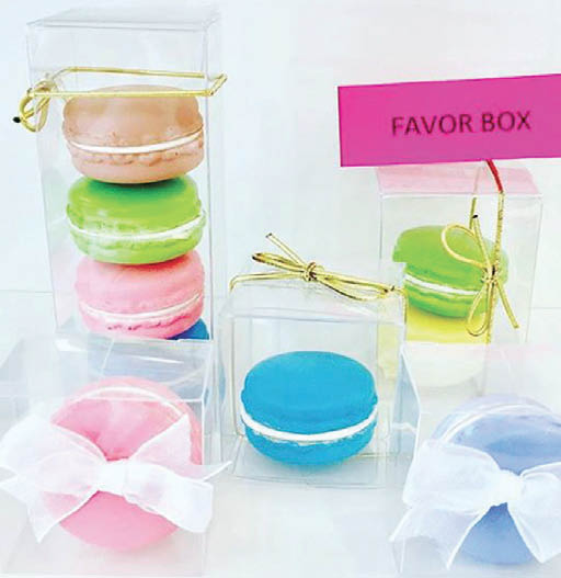 macaron cookie coupons near me birthday party favors near me baby shower party favors near me