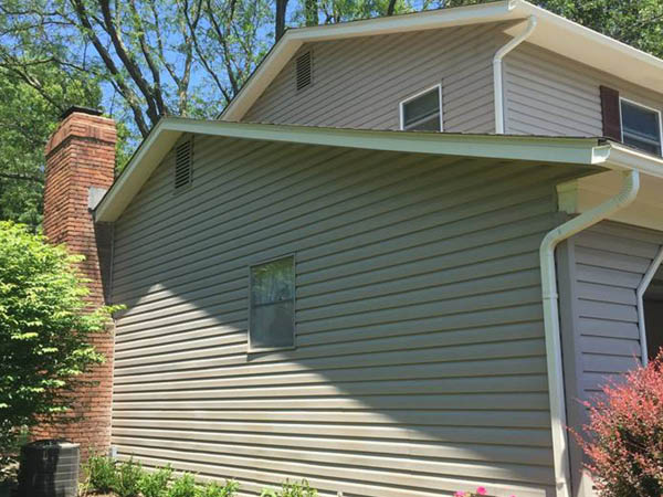 LeVay Painting Co siding painting