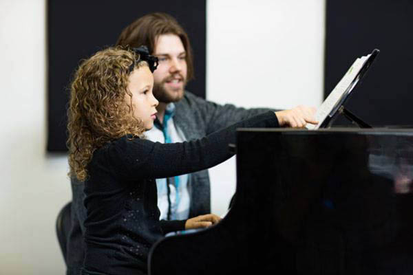 The Lewis Center Music Academy piano lessons