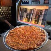 pizza, traditional, retro, thin crust, hackensack