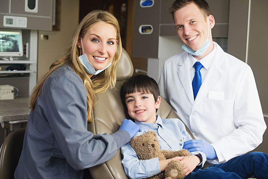 dentist family comfortable light dental studios