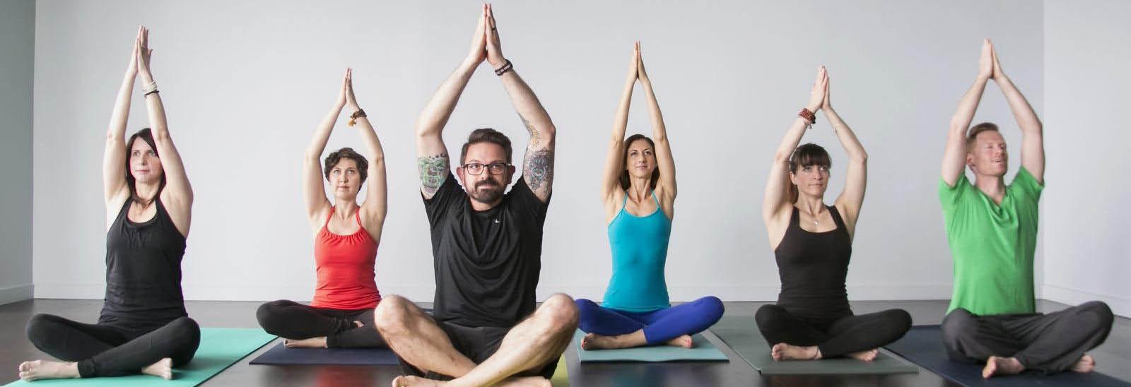 Lighthouse Yoga in Omaha, NE banner ad