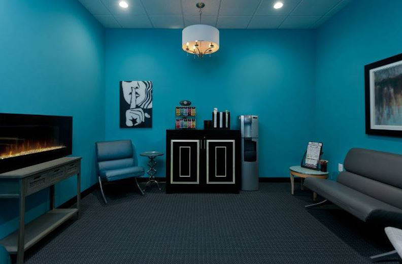 Light Side Floats Flotation Therapy Center in Frederick, md office