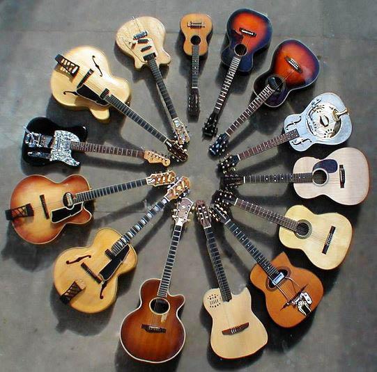 Limelight Music School in sykesville, md guitars