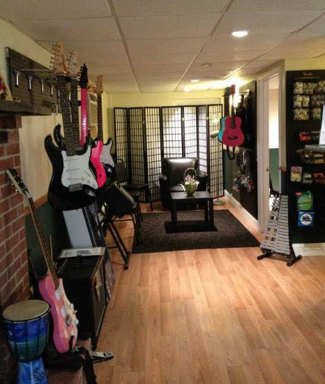 Limelight Music School in sykesville, md store