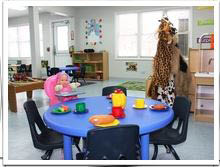 Daycare and learning centers for children 2 to 5 years old