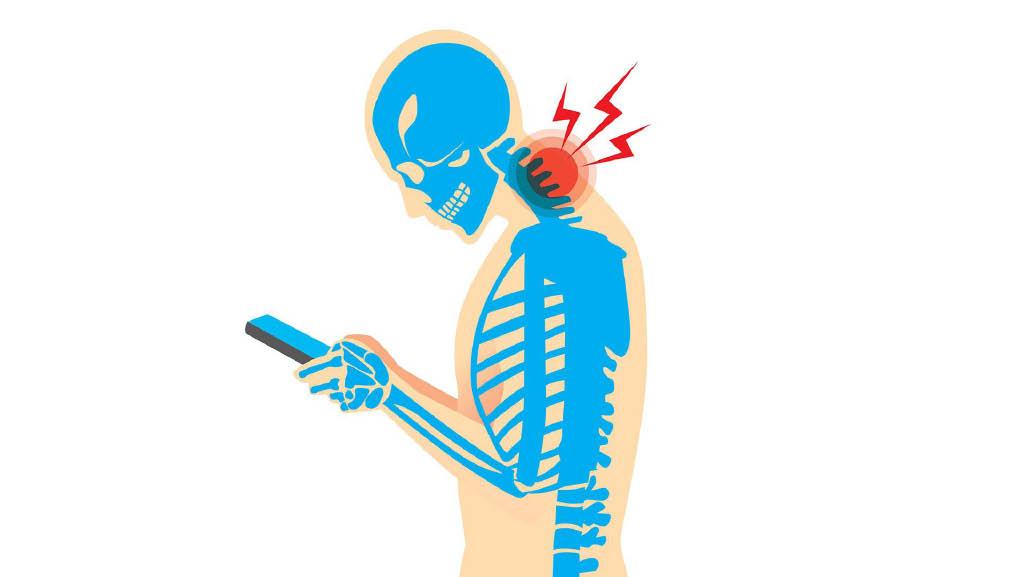 texting-neck-pain-chiropractor