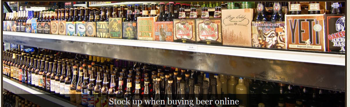 luekens liquors beer photo