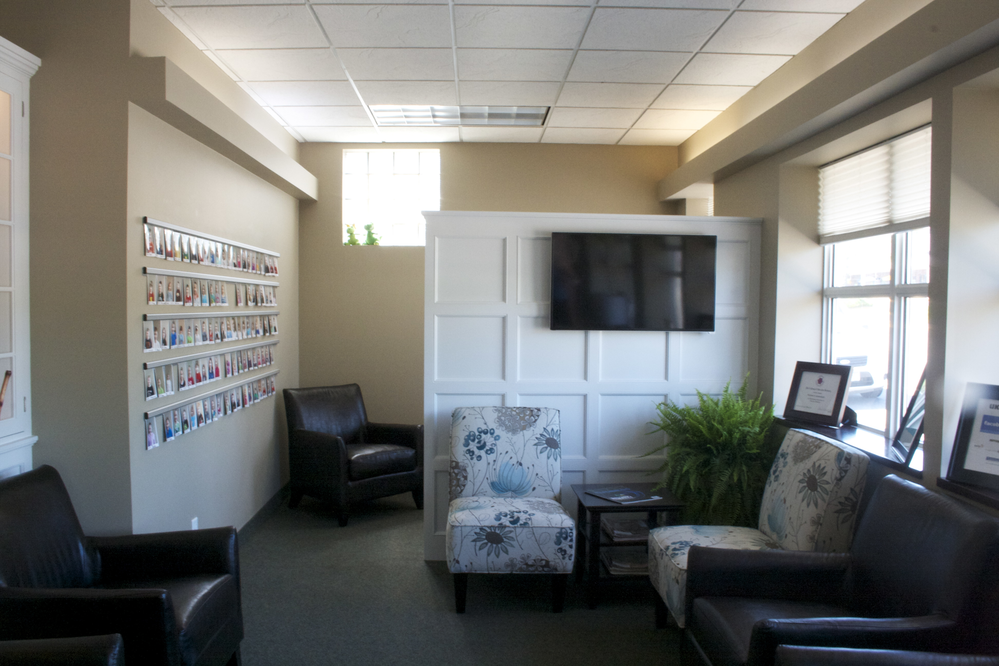 Lakeside Family Dentistry lobby